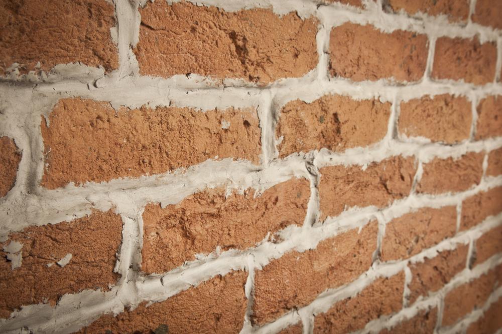 Cegła Na ścianie Oryginalne I Modne Wykończenie Wnętrza