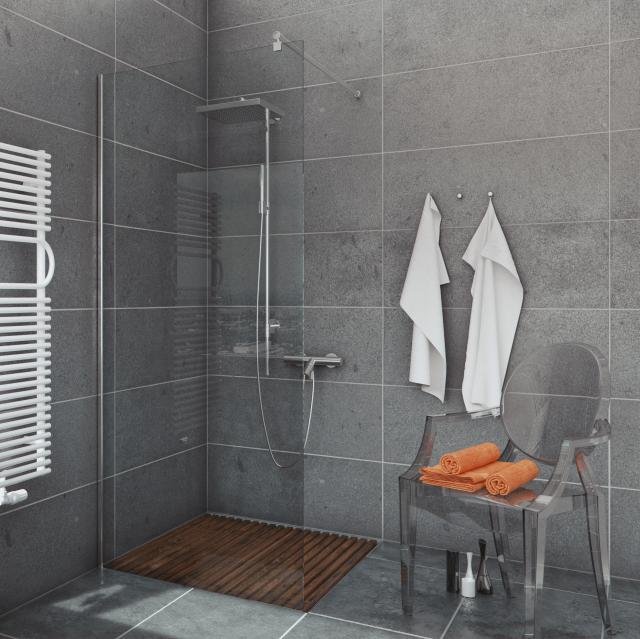 Kabiny Prysznicowe Typu Walk In Modne Rozwiązanie Do