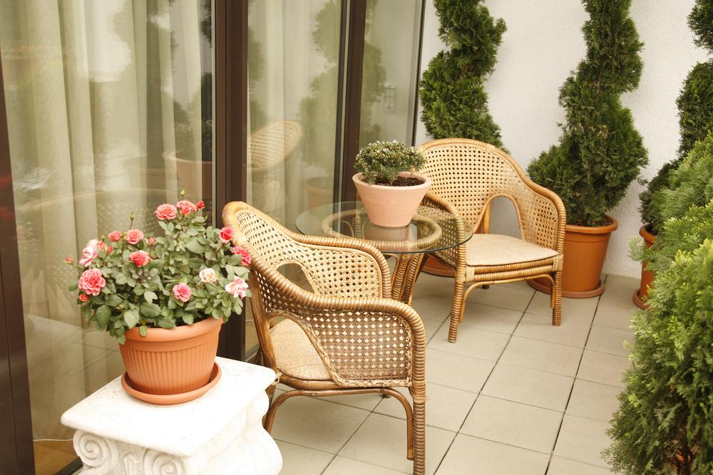 Ma y balkon jak go urz dzi aran acje i inspiracje porady leroy merlin - Balkon bescherming leroy merlin ...