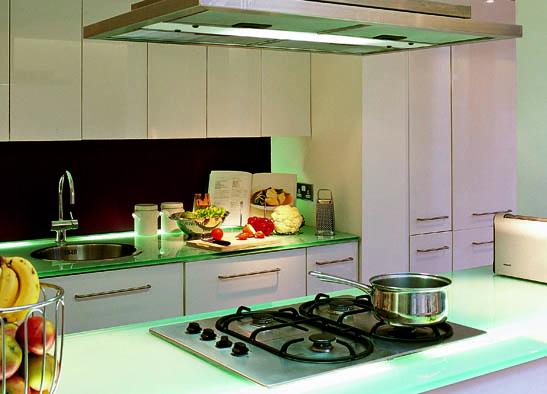 Blaty kuchenne, co warto wiedzieć  porady Leroy Merlin -> Kuchnie Inspiracje Leroy Merlin