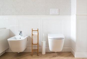 Ergonomiczna Toaleta Czyli Urządzanie łazienki Leroy Merlin