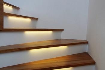 Oświetlenie Schodów Jak Zrobić Je Efektownie I Praktycznie